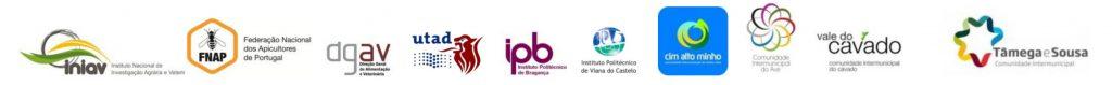 logos do entidades do consórcio